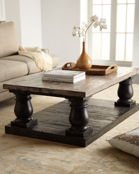 """Stratford"" Coffee Table"