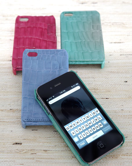 iPhone 4 Case with Pocket