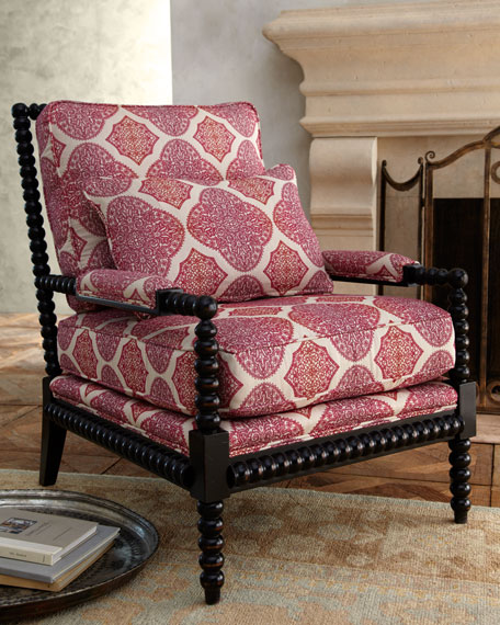 """Spindle Lace"" Chair"