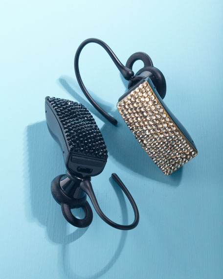 """Jeweled Jawbone"" Headset"