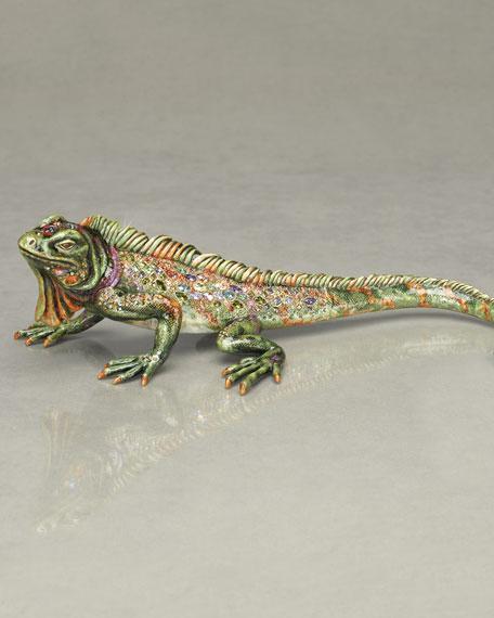 """""""Iggy"""" Iguana Figurine"""