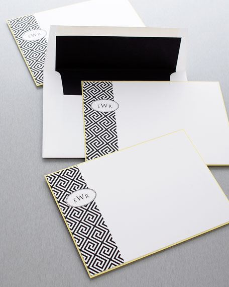 Eight Geometric Cards & Envelopes