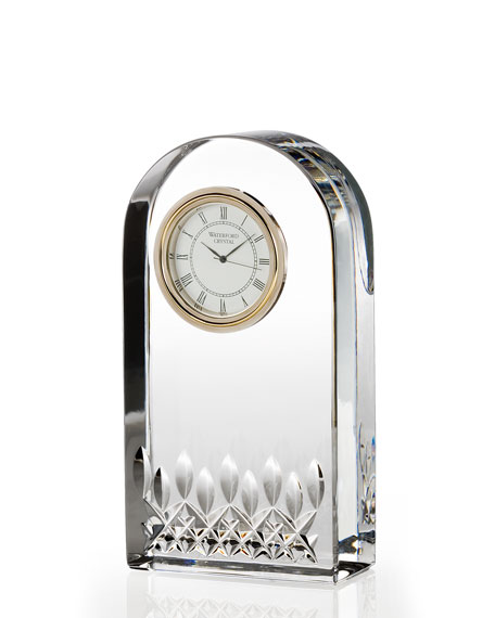 """Lismore Essence"" Clock"