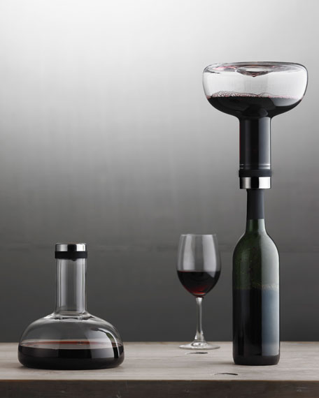 winebreather carafe. Black Bedroom Furniture Sets. Home Design Ideas
