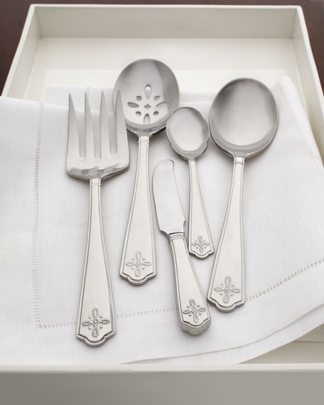 "Five-Piece ""Villandry"" Hostess Set"