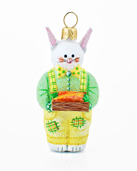 """""""Happy Easter"""" Ornament"""