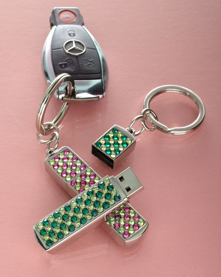 USB 4GB Flash Drive Key Chain