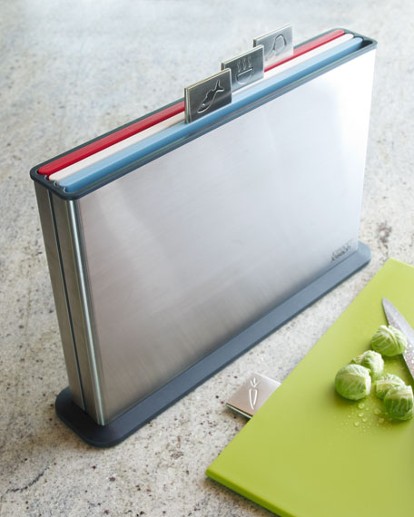 Stainless Steel Cutting Board Index