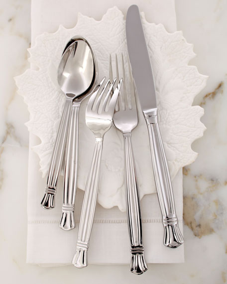 "90-Piece ""Royalty"" Flatware"