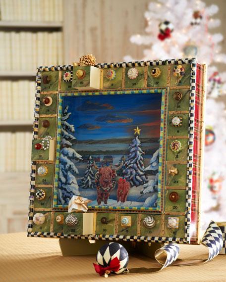 """""""Highland"""" Advent Calendar"""