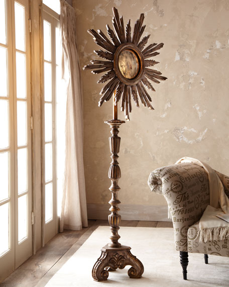 """Starburst"" Floor Lamp"