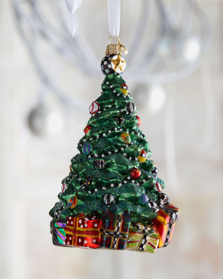 """Tannenbaum"" Christmas Tree Ornament"