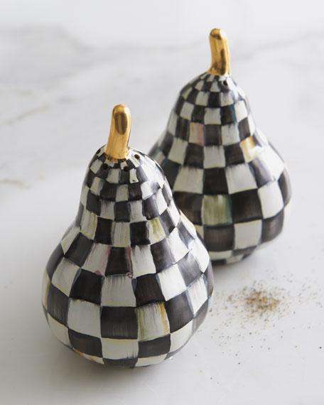 Courtly Check Salt & Pepper Set