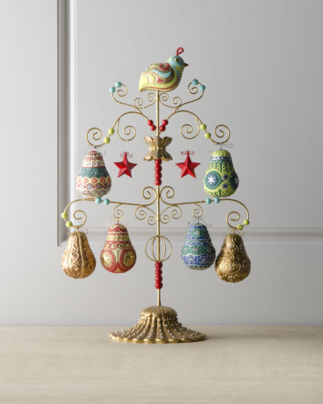 Partridge & Pear Tree Christmas Display