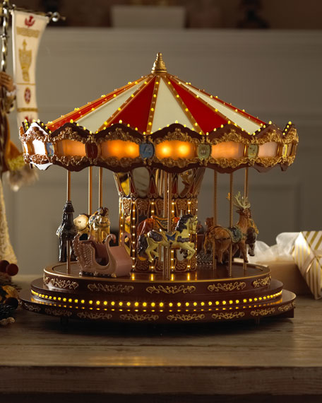 """Royal Marquee"" Carousel"