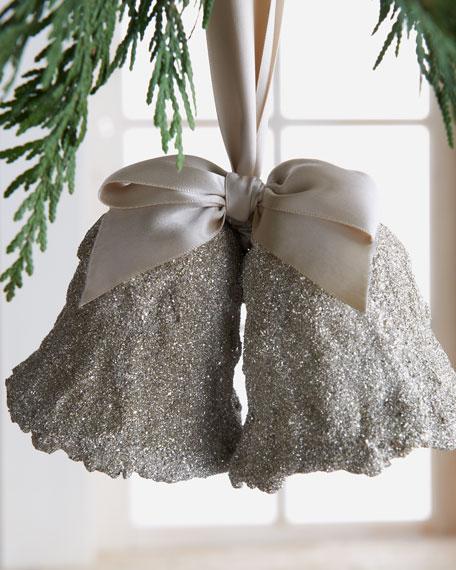 """Wedding Bells"" Holiday Ornament"