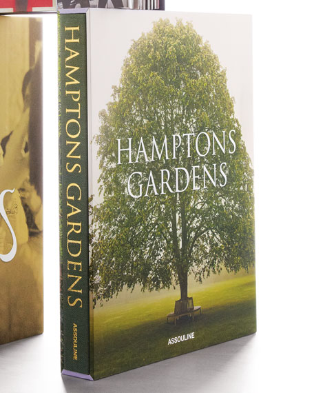Hamptons Gardens Hardcover Book