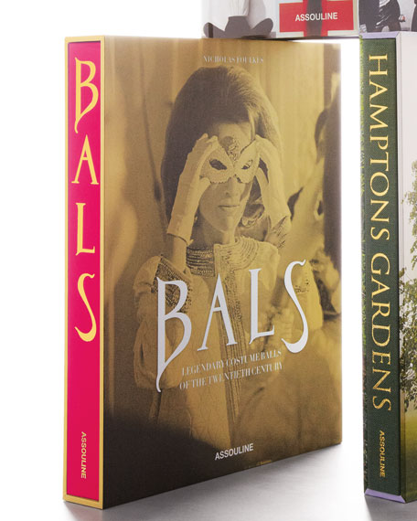 Bals Hardcover Book