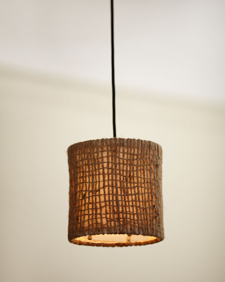 "Mini ""Bureston"" Pendant Light"