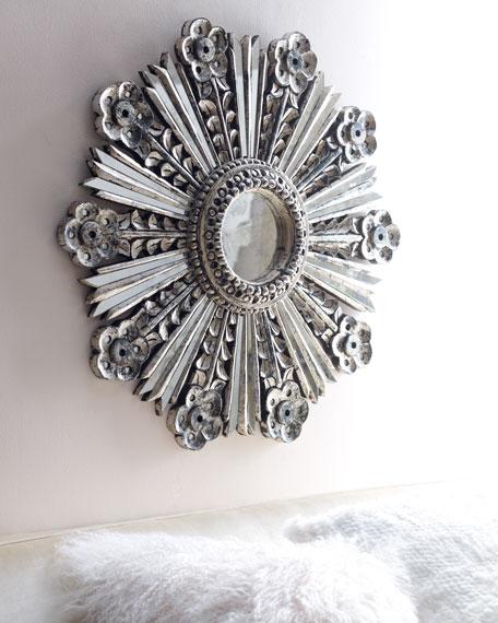 """Silver """"Bella"""" Mirror"""