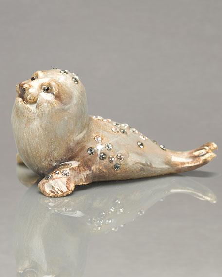 """""""Ronan"""" Mini Seal Figurine"""