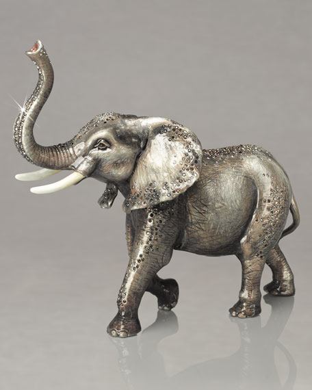 LTD. ED. ELEPHANT FIGURINE