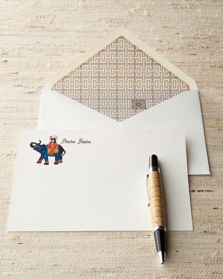 40 Monkey & Elephant Cards