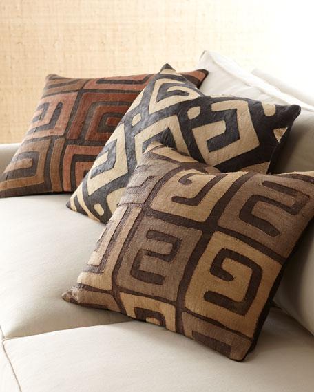 Kuba Lines Pillow