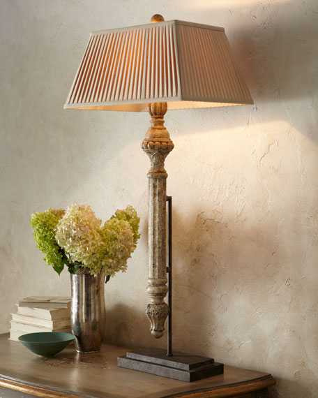 """Origins"" Table Lamp"