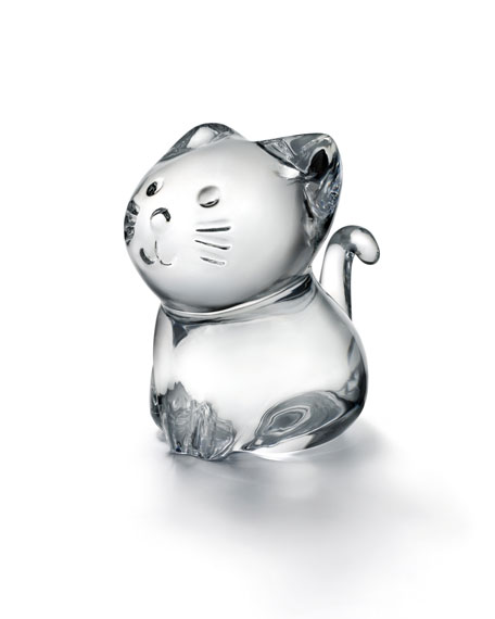 """Minimals"" Kitty Figurine"