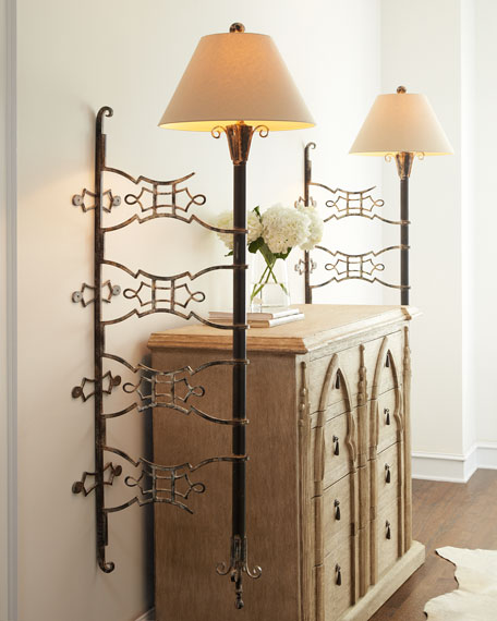 Tall Wall-Mounted Sconce