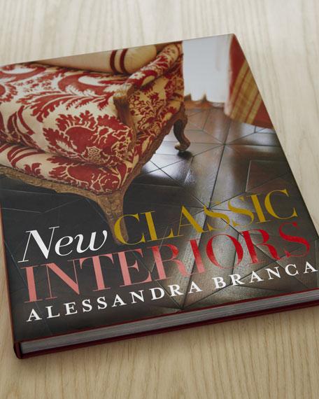 """""""New Classic Interiors"""" Book"""