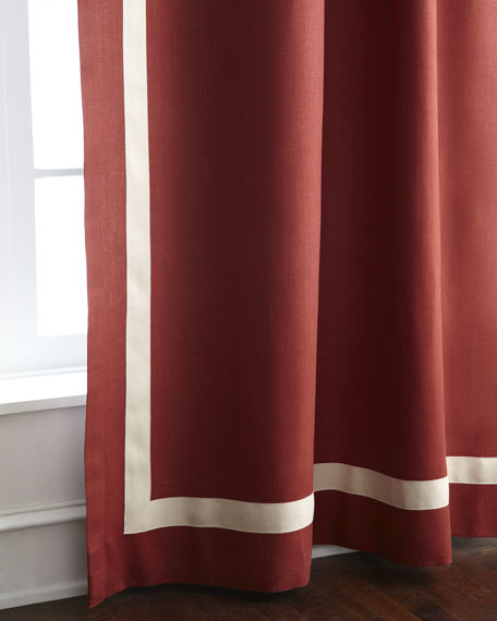 """Tuscany"" Curtains"