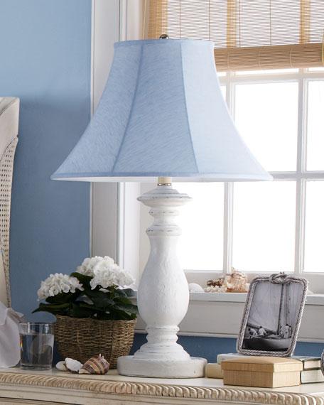 """""""Gwyneth"""" Candlestick Lamp"""