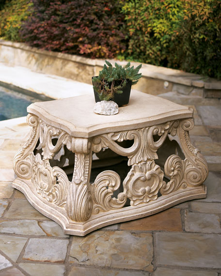 Outdoor Coffee Table