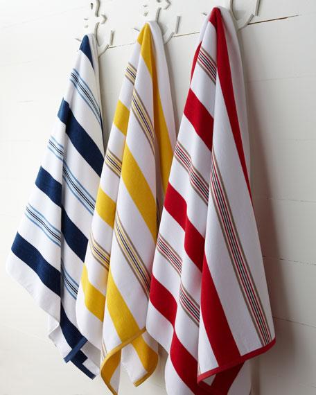 Spiaggia Cabana Beach Towel