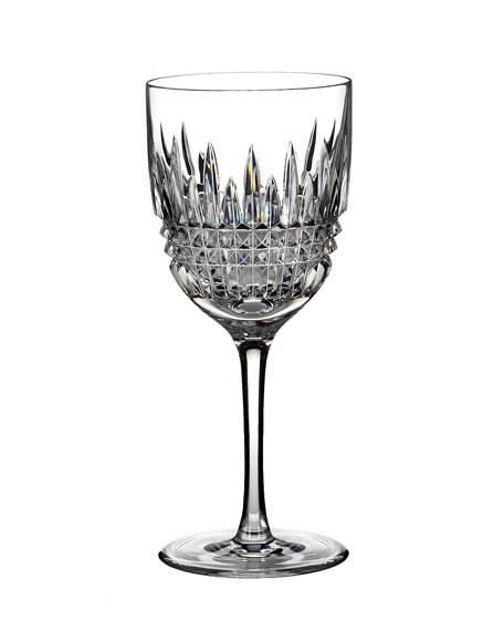 """Lismore Diamond"" White Wine Glass"