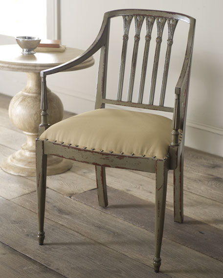 """Palimento"" Accent Chair"