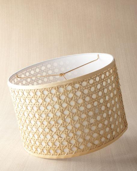 Natural Cane Lamp Shade