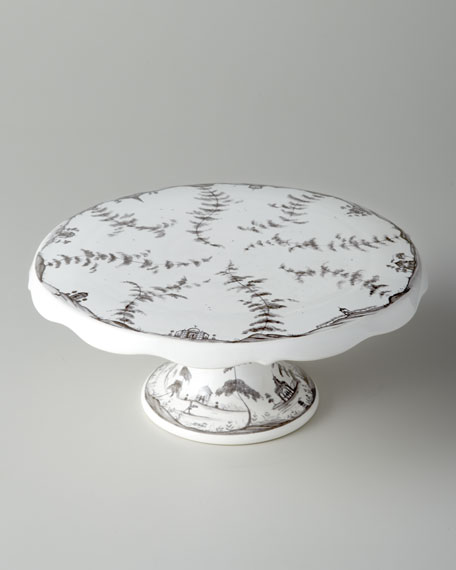 """Country Estate"" Large Cake Stand"