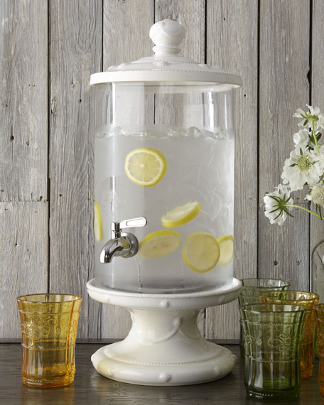 """Berry & Thread"" Beverage Dispenser"