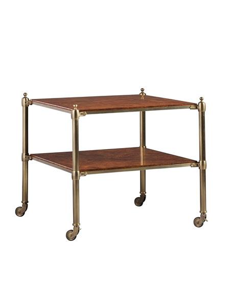 """Lawton"" Lamp Table"