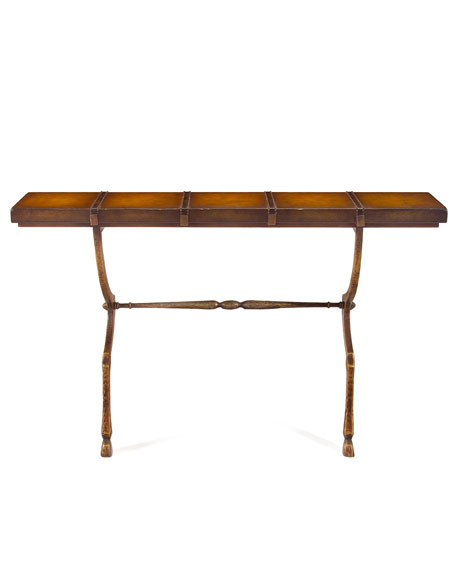 Equine Console Table