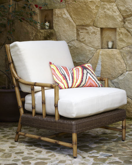 """South Terrace"" Outdoor Lounge Chair"