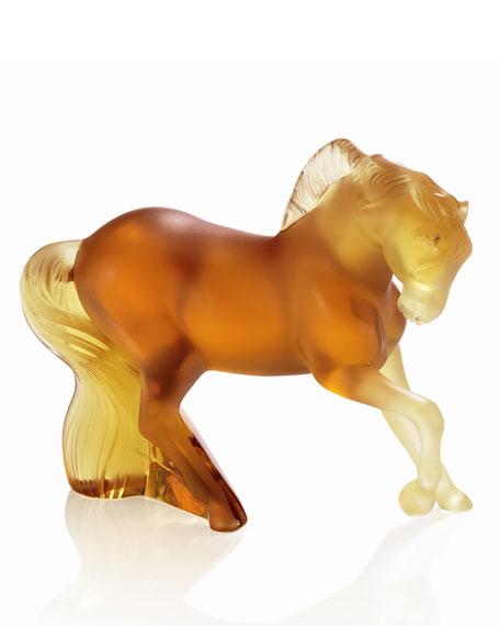 """Amber """"Mistral"""" Horse"""