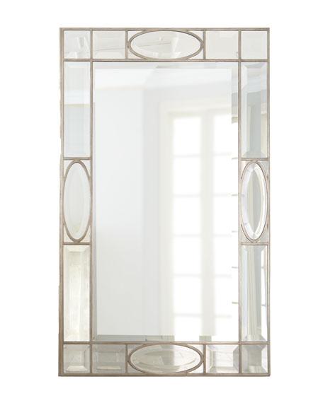 Beveled Rectangular Mirror
