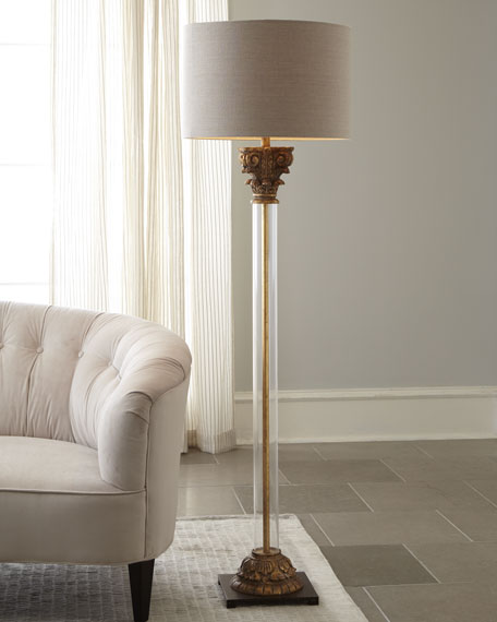 """Capital"" Floor Lamp"