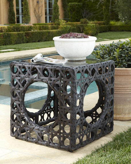 """Solona"" Outdoor End Table"