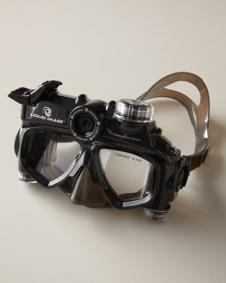 Scuba Dive Mask/HD Camera
