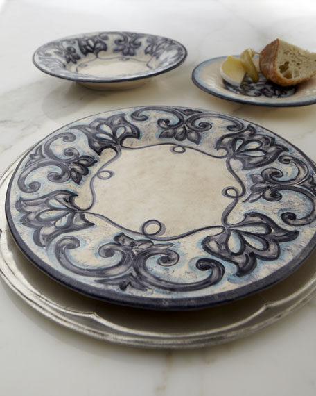 "12-Piece ""Azzurra"" Dinnerware Service"
